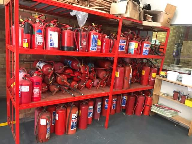 Fire Extinguishers Services